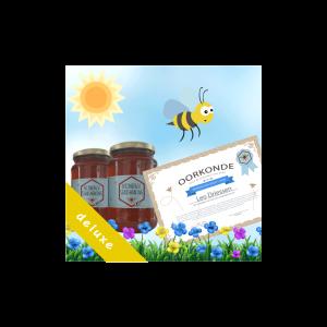 Sponsor 3 bijenvolken