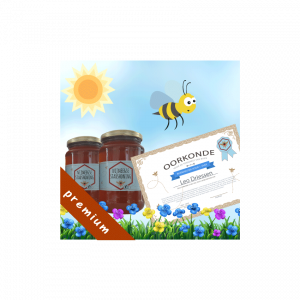 Sponsor 2 bijenvolken